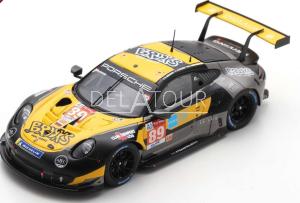 Porsche 991-2 RSR #89 24H LeMans 2020