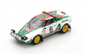 Lancia Stratos HF #6 MonteCarlo Rally 1976