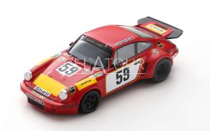 Porsche 911 Carrera RSR #59 24H LeMans 1975