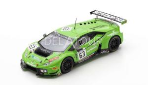 Lamborghini GT3 #63 24H Francorchamps 2015