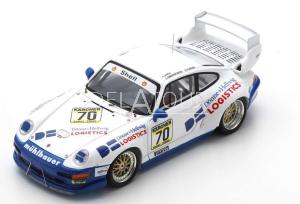 Porsche 993 GT2 #70 1000km Paris 1995