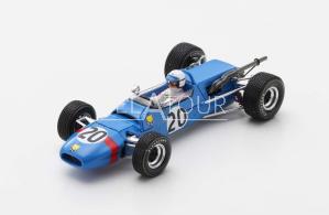 Matra M5S #20 J. Schlesser De Rouen GP 1966