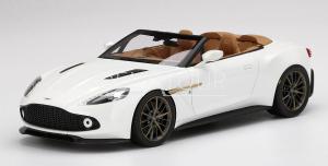 Aston Martin Vanquish Zagato Volante White