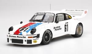 Porsche 934/5 #61 3th 12H Sebring 1977