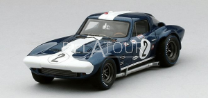 Chevrolet Corvette Coupe #2 12H Sebring 1964