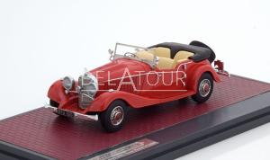 Mercedes-Benz 500K Cabriolet Tourer Mayfair 1934
