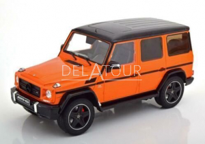 Mercedes-Benz G-Class G63 V8 AMG 2017 Orange