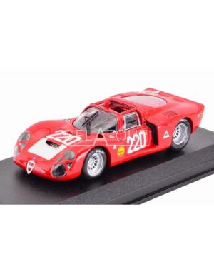 Alfa Romeo 33.2 #220 Targa Florio 1968