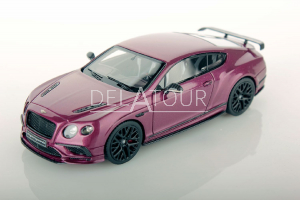 Bentley Continental Supersports 2017 Purple
