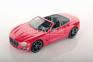 Bentley EXP 12 Speed 6e Spider Concept 2017 Red