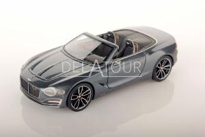 Bentley EXP 12 Speed 6e Spider Concept 2017 Grey