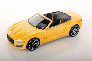 Bentley EXP 12 Speed 6e Spider Concept 2017 Yellow