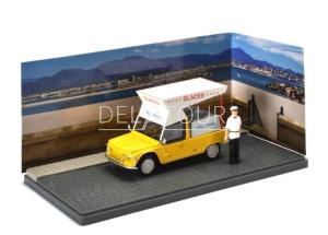 Citroen Ice Cream Van Yellow/White