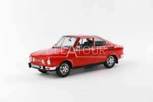 Skoda 110R Coupe Racing Red 1980