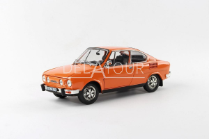 Skoda 110R Coupe Orange 1980