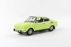 Skoda 110R Coupe Lime Green 1980