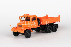 Praga V3S Truck Cassonato 1853 Orange