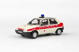 Skoda Favorit 136L VB Ambulance Praha 1988