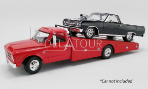 Chevrolet C-30 Truck Transporter 1967 Red