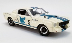 Ford Mustang Shelby GT350R #5 Canadian Champ 1965