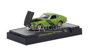 Nissan Fairlady Z432 1970 Green/Black