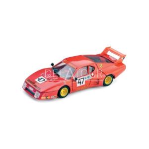 Ferrari 512BB #47 24H LeMans 1980
