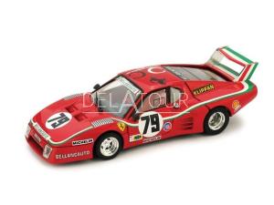 Ferrari 512BB LM #79 24H LeMans 1980