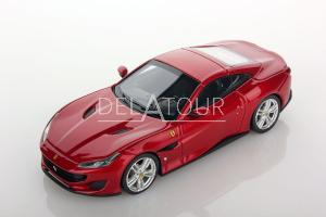 Ferrari Portofino Cabriolet Closed  2018 Red