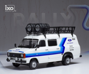 Ford Transit MKII Rally Assistance