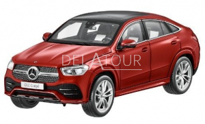 Mercedes-Benz GLE-Class Coupe  (C167) 2020 Red