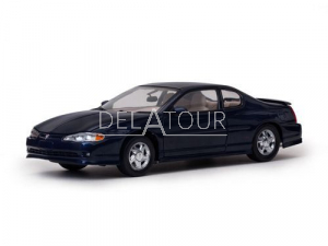 Chevrolet Monte Carlo SS Coupe 2000 Blue