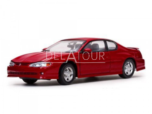 Chevrolet Monte Carlo SS Coupe 2000 Red