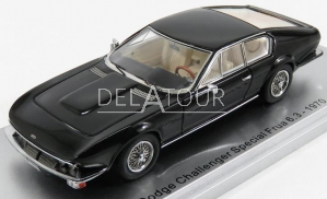 Dodge Challenger Special Frua Coupe 1970 Black