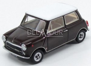 Innocenti Mini Export 1.3 1973 Castoro Brown