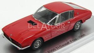 BMW 2000 TI Coupe Frua 1968 Red