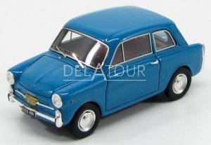 Autobianchi Berlina F 1965 Blue