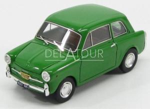 Autobianchi Berlina F 1965 Green