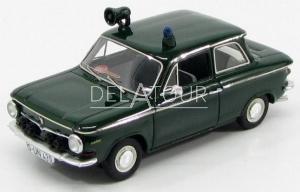 NSU Prinz 4 Polizei Streifenwagen 1964 Green