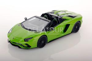 Lamborghini Aventador S Roadster 2016 Green