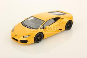 Lamborghini Huracan LP580-2 2015 Yellow