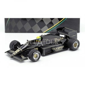 Lotus 97T #12 A. Senna Wnner Portugal GP 1985