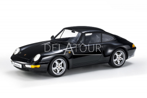 Porsche 993 Carrera 2 Coupe 1994 Black