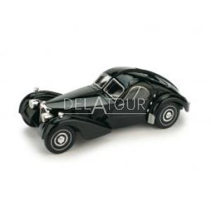 Bugatti 57S Atlantic Coupe 1934 Black