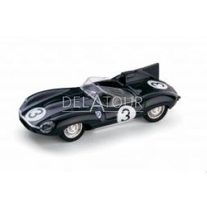Jaguar D-Type #3  1957 Winner 24H LeMans