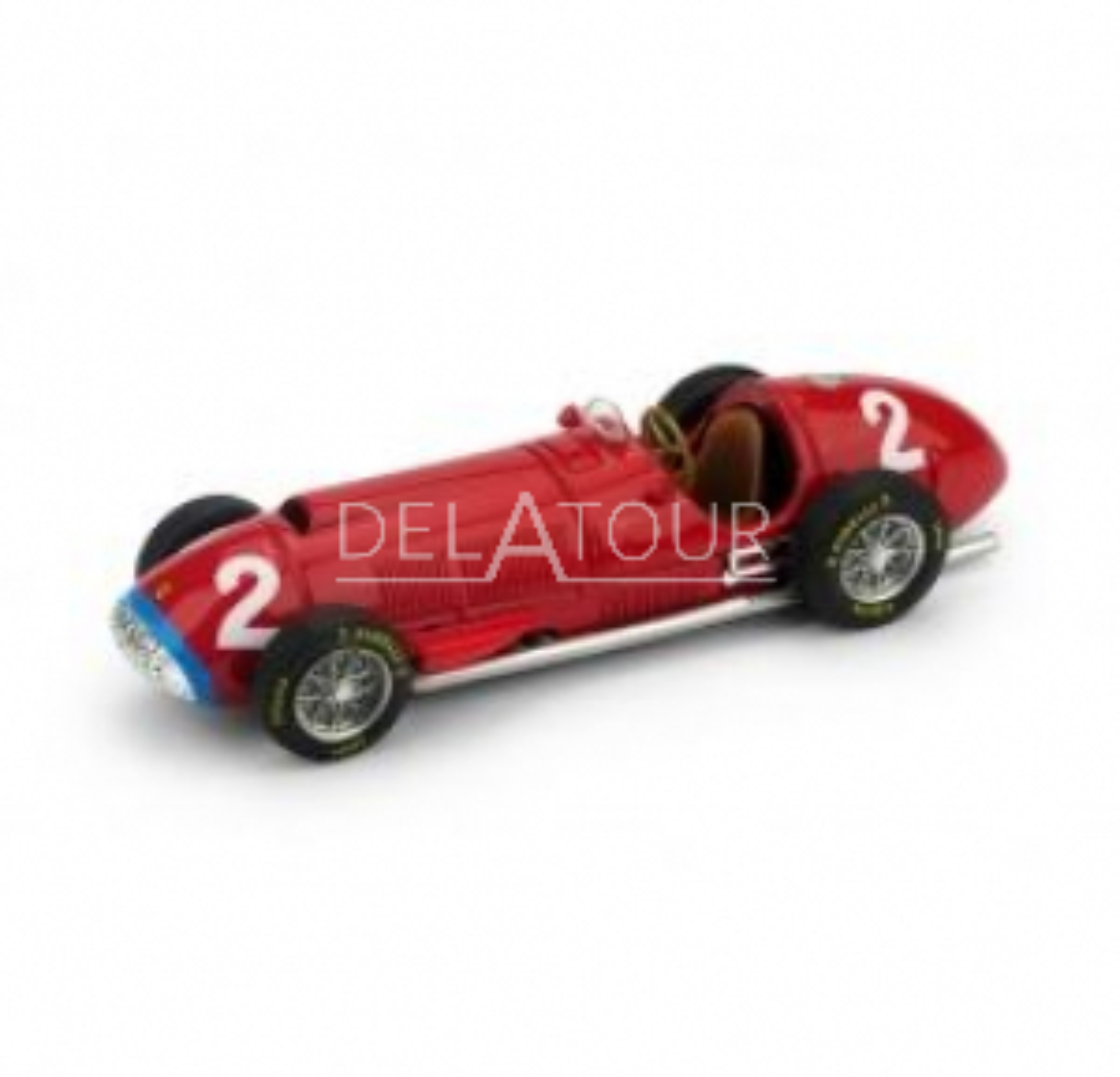 Ferrari 375 #2 A. Ascari Winner Italian GP 1951