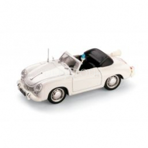 Porsche 356 Cabriolet Police Olandese 1952