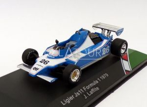 Ligier JS11 #26 J. Laffite Season 1979