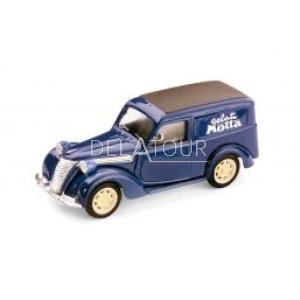 Fiat 1100 E Van Gelati Motta 1950 Blue