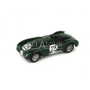 Jaguar C-Type #23 24H LeMans 1951
