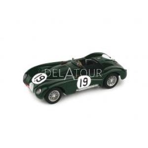 Jaguar C-Type #19 24H LeMans 1953